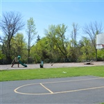 Beacon Heights Basketball Court